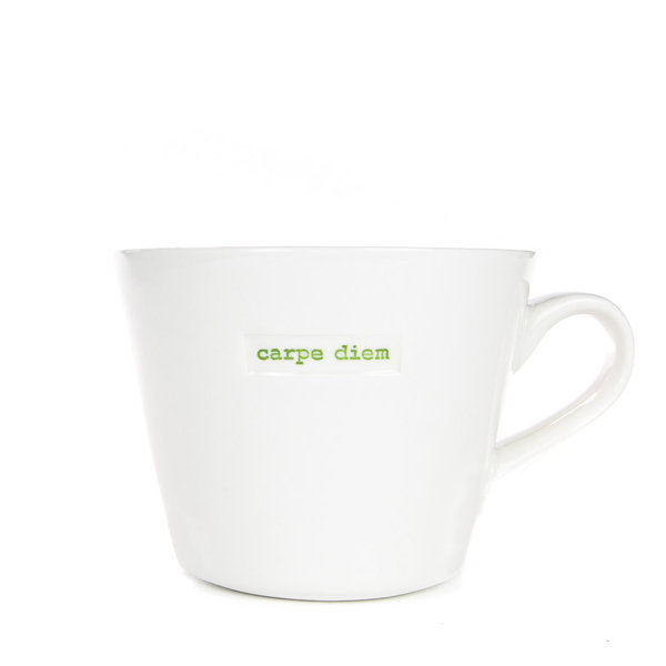 "Tasse Keith Brymer Jones ""Carpe Diem"" 350 ml"