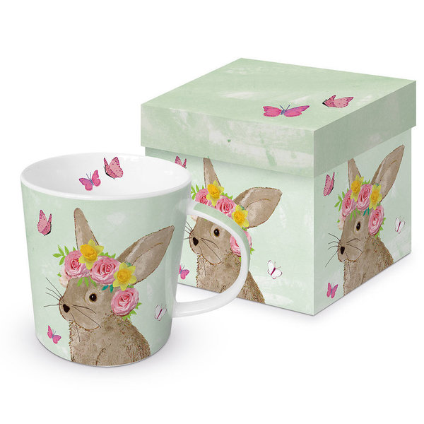 ppd Trend Mug GB Easter Beauty green