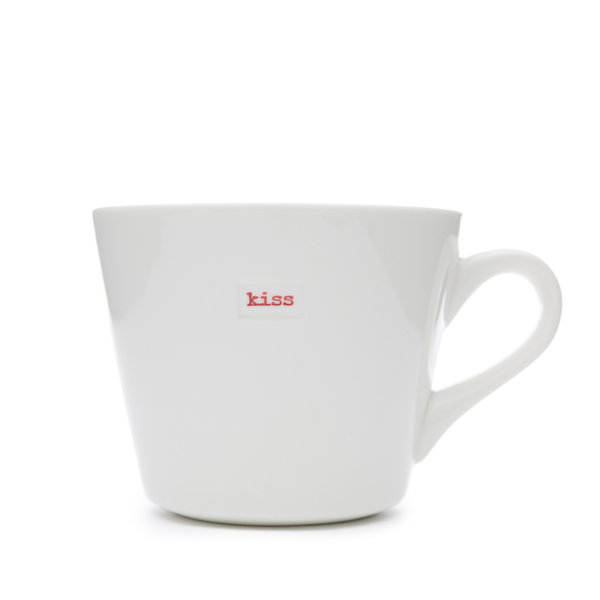 Keith Brymer Jones Tasse - kiss -